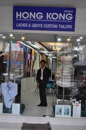 Hong Kong Custom Tailors