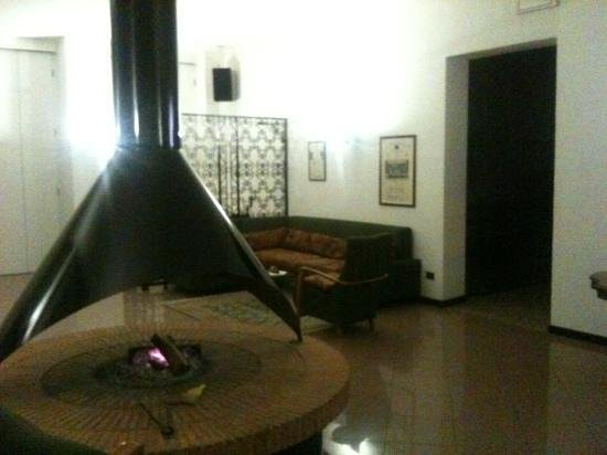 """Hotel Milano : """"Salotto"""""""