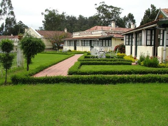 Taj Savoy Hotel, Ooty: Cottages