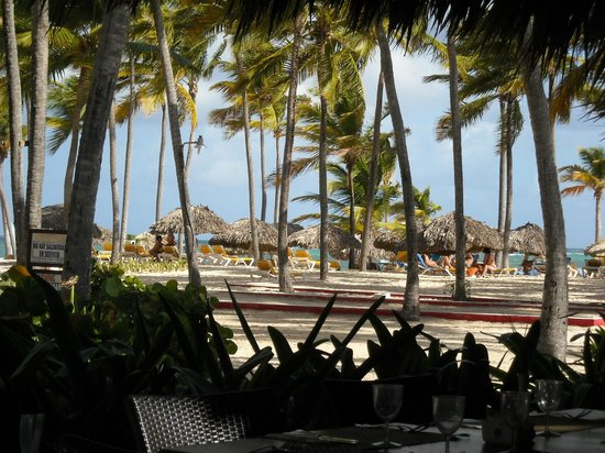 Catalonia Bavaro Beach, Casino & Golf Resort: Breakfast view