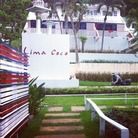 ‪‪Lima Coco Resort‬: Lima Coco - grounds‬