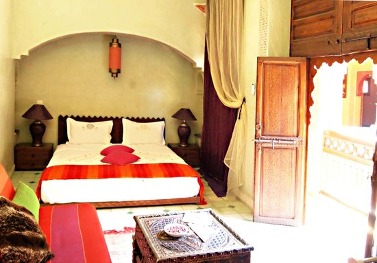 Riad Reves D'orient: Jade rooms