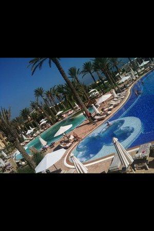 Movenpick Resort & Marine Spa Sousse: Beautiful pool
