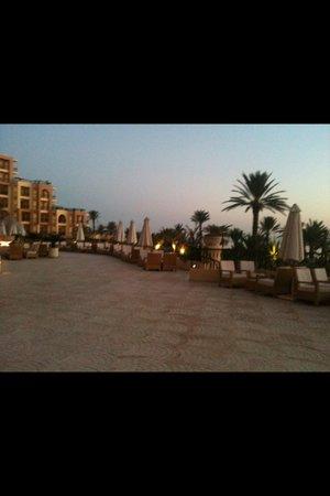 Movenpick Resort & Marine Spa Sousse: Morning picture