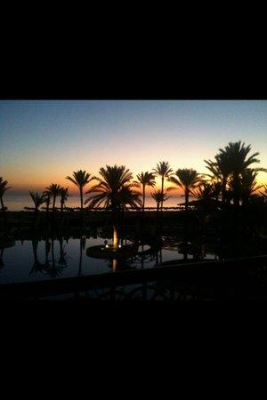 Movenpick Resort & Marine Spa Sousse: Morning 6am