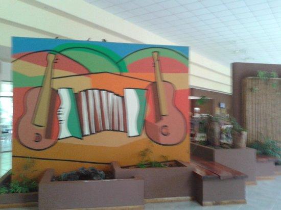 Sol Cataratas Hotel: lobby