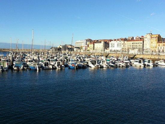 Puerto deportivo fotograf a de gij n asturias tripadvisor - Puerto deportivo gijon ...