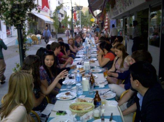 Tat Cafe Restaurant : tat one