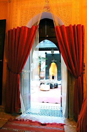 Riad Princesse du Desert: room