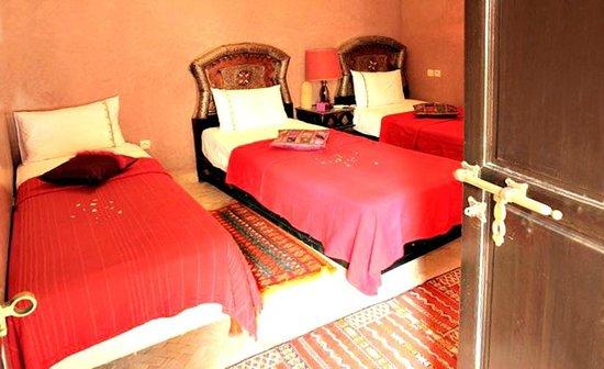 Riad Princesse du Desert: Amathyst room