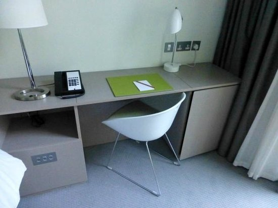 The Gibson Hotel: In Room Desk