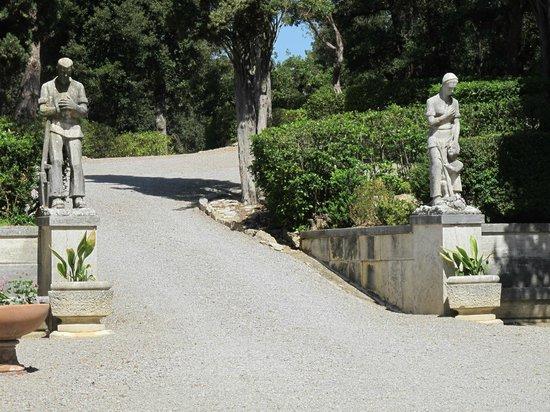 Villa Poggiano: Garden