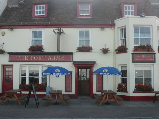 The Port Arms: The Newly Refurbished Port Arms