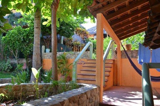 Casa de Dan: In the entranceway of apartment no.11