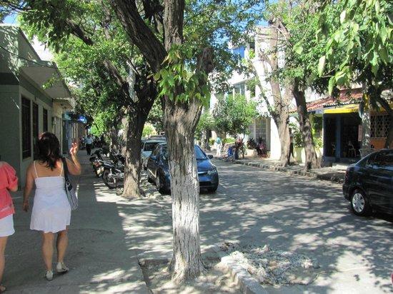 Hotel San Miguel Imperial: The Neighborhood