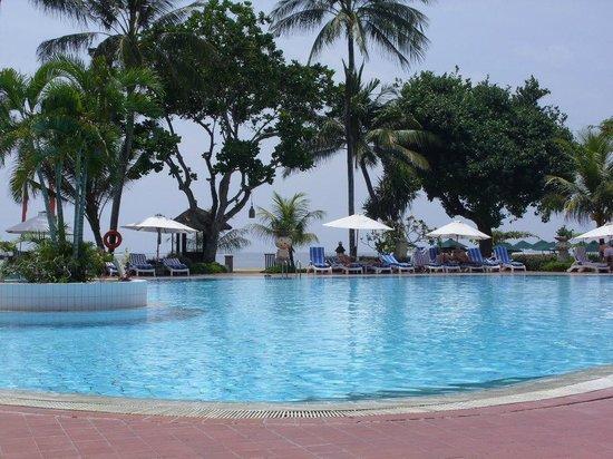 Prama Sanur Beach Bali Sanur Beach Hotel Pool
