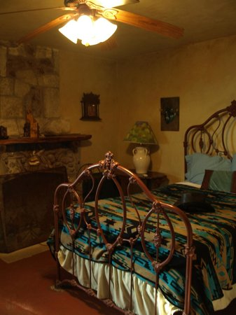 Dixie Dude Ranch: Stirrup cabin