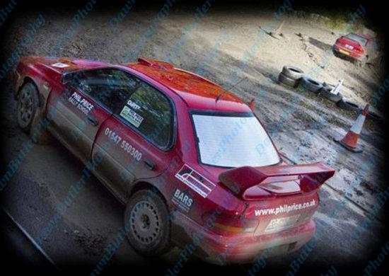 Phil Price Rally School: RS Car
