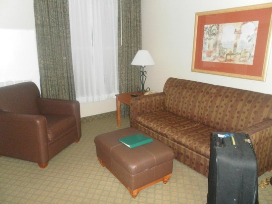 Homewood Suites Orlando-International Drive/Convention Center: living area