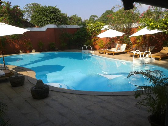 Raheem Residency: Nice pool