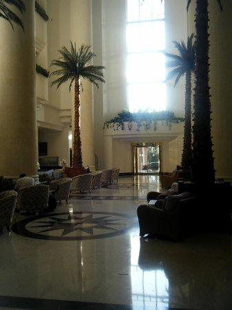 Fantasia Hotel De Luxe: Hotel reception