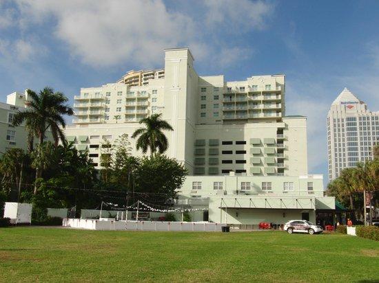 โรงแรมเดอะริเวอร์ไซด์: ホテル全体