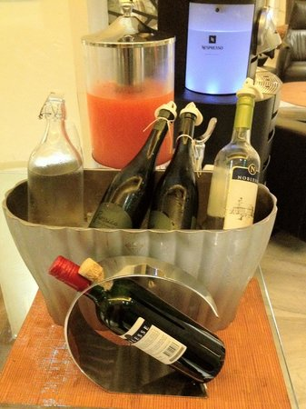 Hotel Fort Canning: Evening Drink