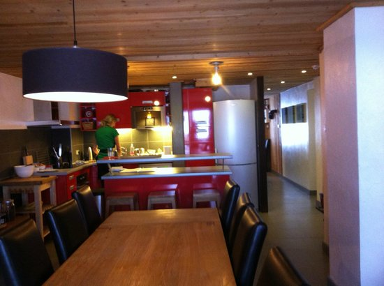 More Mountain - The Loft : kitchen