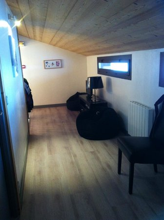 More Mountain - The Loft: upstairs
