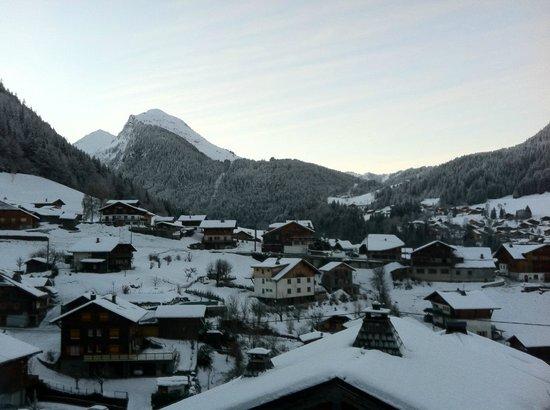 More Mountain - The Loft : veiw