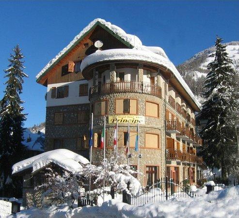 Grand Hotel Principe: Esterno