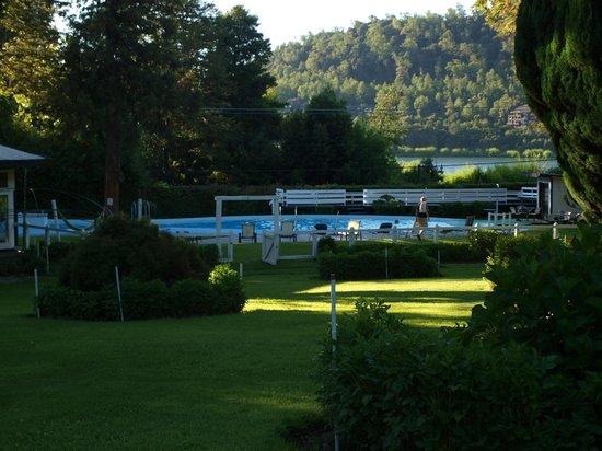 Hotel Interlaken: pool