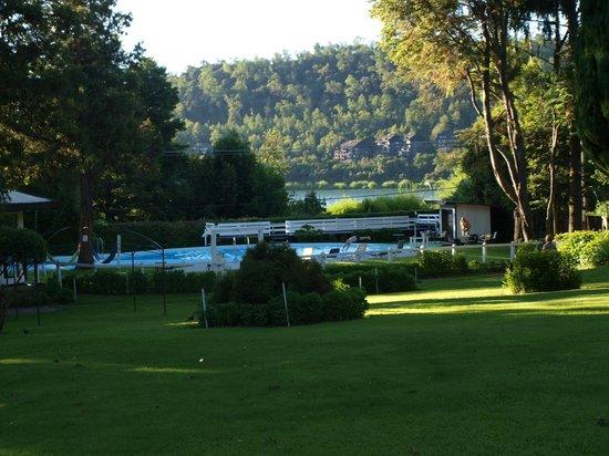 Hotel Interlaken: garden