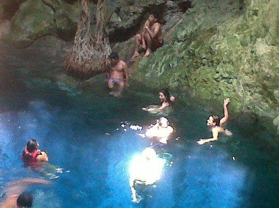 Cenotes: Cenote 1