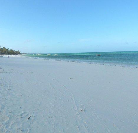 Nuru Beach Resort : Amazing beach
