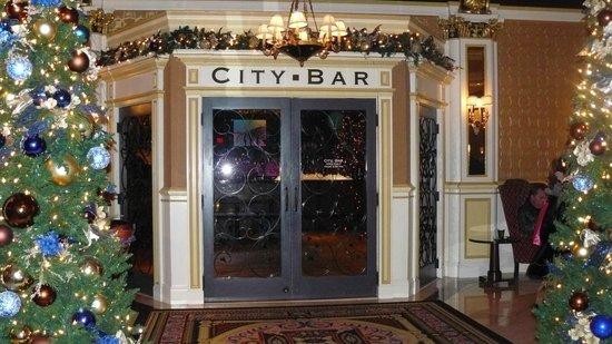 Lenox Hotel: Restaurante