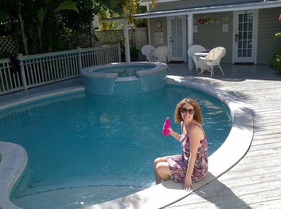 Villas Key West: The pool