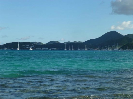 Le Flamboyant Hotel and Resort: Marigot Pic Paradis