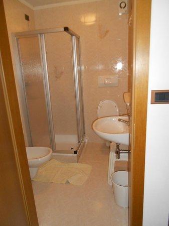 Hotel Soreie : bagno