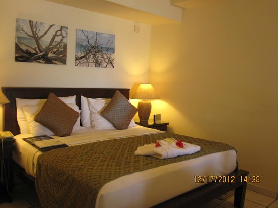 Galley Bay Resort: Room