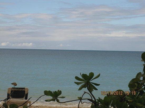 Galley Bay Resort: Ocean view