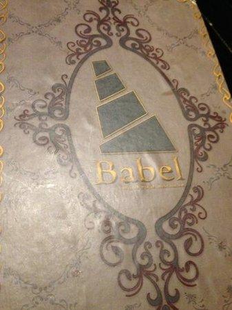 Babel : carta