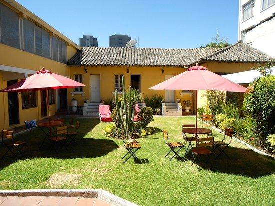 Hotel La Cartuja: Jardin