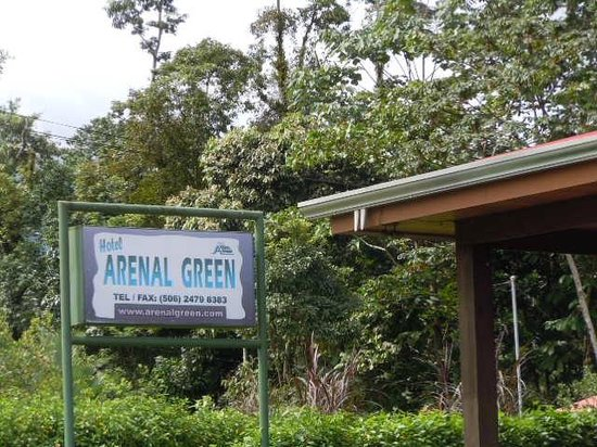 Hotel Arenal Green: Arenal Green