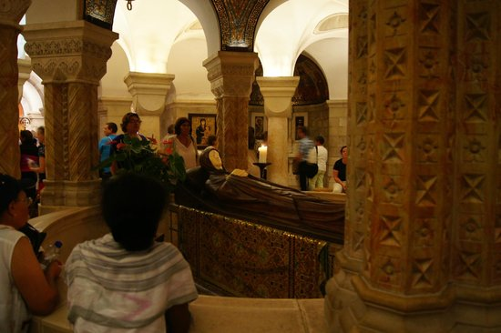 Dormition Abbey: The Dormition place