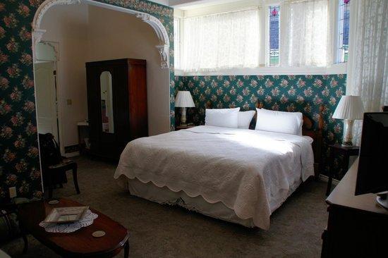 Haterleigh Heritage Inn: Zimmer