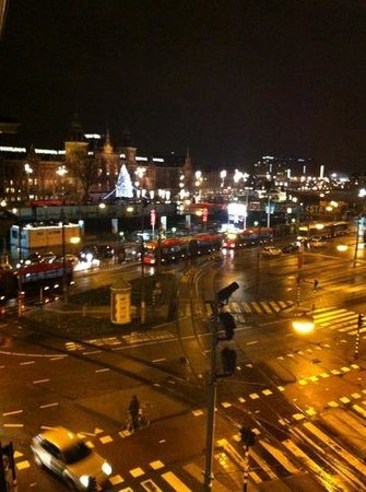 Ibis Styles Amsterdam Central Station: view from hotel room