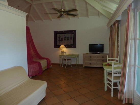 Hotel La Plantation: chambre
