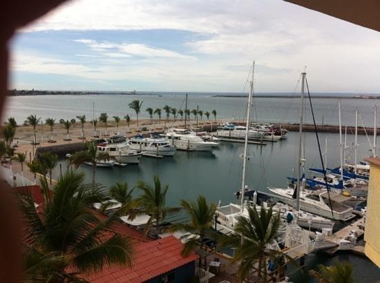 Hotel Marina: marina view