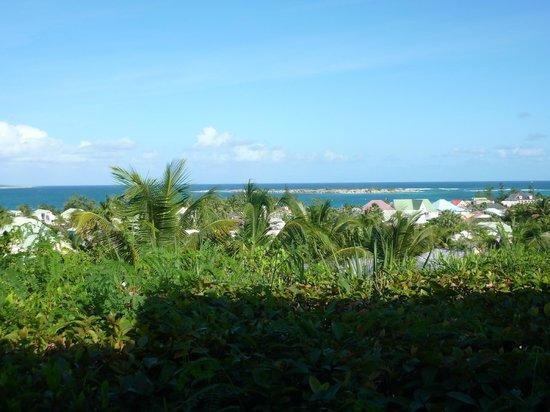 Hotel La Plantation: vue de la chambre